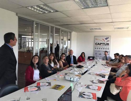 Conferencia de Franquicias para socios CAPTUR