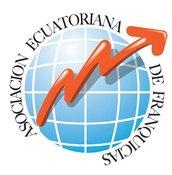 Asociación Ecuatoriana de Franquicias Mobile Logo